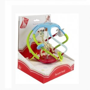 zabavna lopta zirafa