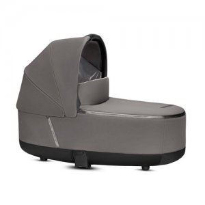 vanicka priam carry cot Manhattan grey
