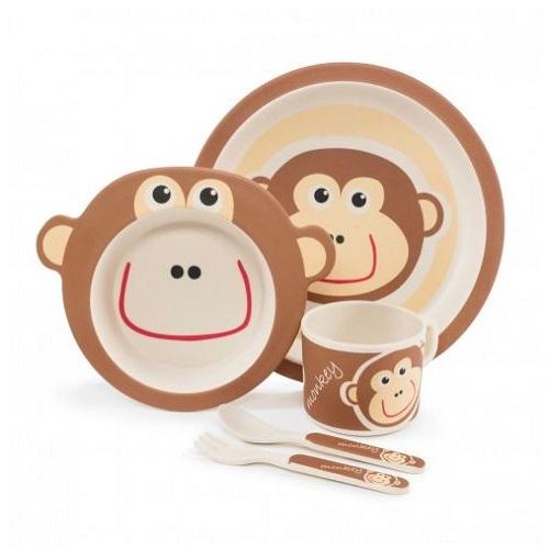 bambusove riady opica