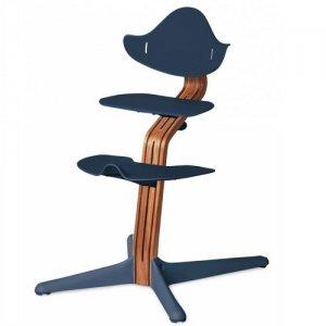 nomi detská rastúca stolička premium navy oak záklná zostava