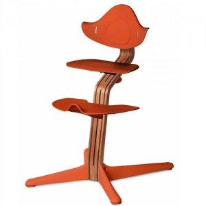 nomi detská rastúca stolička premium orange oak základná zostava