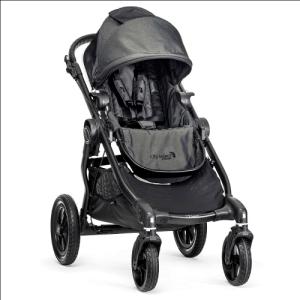 baby jogger select city charcoal