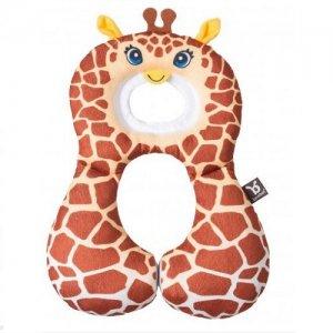 Cestovný nákrčník Benbat s opierkou Žirafa