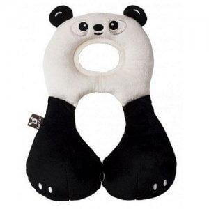 Cestovný nákrčník Benbat s opierkou Panda.