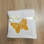 deka motýľ kurkuma