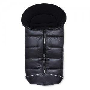 zimný fusak black