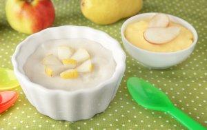 keramická nádoba s detskou výživou